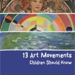 13 art movements