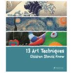 13 art techniques