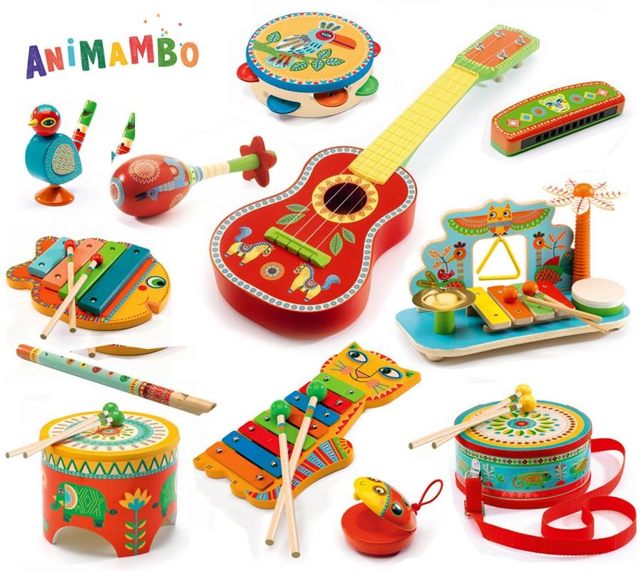 Musical Instruments Toys : Music barnekunstmuseet