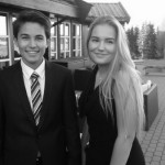 Daniel Goldin & Dinah Tormassy